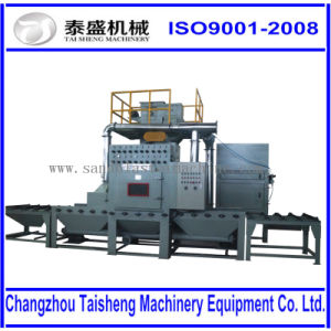 Commercial Automatic Sandblasting Tools Equipment For Descaling / Stripping