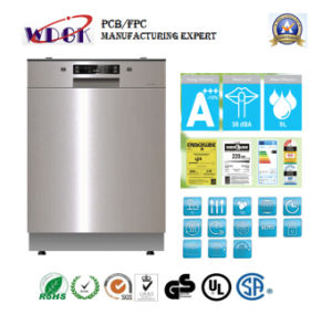 Stainless Steel Free Standing Dishwasher