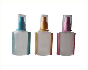 Colored 100ml Glass Perfume Bottle for Perfume (KLN-24) pictures & photos