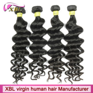 Body Wave Human Hair Extension Unprocessed Wholesale Virgin Brazilian Hair pictures & photos