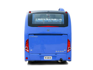 Sunlong Slk6872A6n Natural Gas Passenger Bus pictures & photos