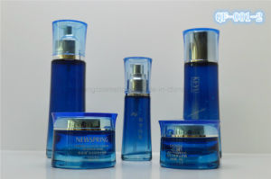 Easy Sale Cosmetic Glass Bottles Use for Cosmeceutical Packaging Qf-079 pictures & photos