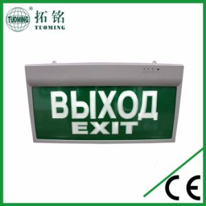 Double Sided Acrylic LED Emergency Induction Lamp pictures & photos