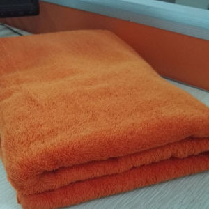100% Cotton Custom White Terry Hotel Bath Towels Manufacture pictures & photos
