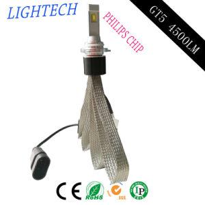 4500lm Best Fanless LED Car Light/Bulb pictures & photos