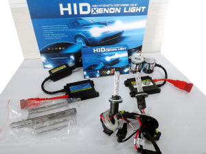 AC 55W 880 HID Xenon Lamp HID Kit with Slim Ballast pictures & photos
