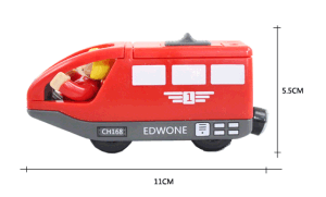 Wooden Electric Train for Kids