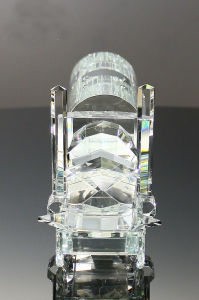Model Crystal Award Wheels of Success pictures & photos