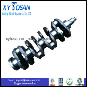 High Quality Auto Parts Crankshaft for Chevy Corsa /Cruze 1.8 OEM 90467348 Engine Shaft pictures & photos