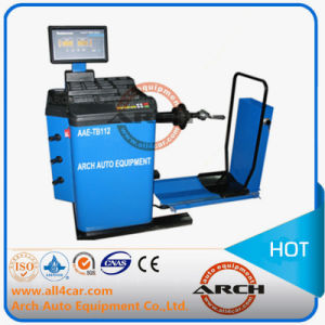 Ce Truck Tire Wheelbalancer Balancing Machine (AAE-TB112) pictures & photos