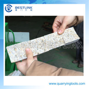 Hydraulic Mosaic Stone Splitting Machine for Cube Stones pictures & photos