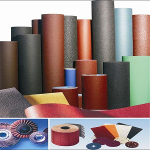 Electro Coat Abrasive Cloth Sand Paper (001201)