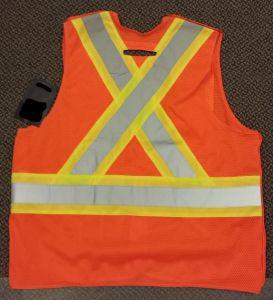 Five Points Break Away Reflective Vest pictures & photos