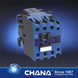 Industry Electric Motor 3phase 3poles Magnetic 12V24V220V Coil AC Contactor pictures & photos