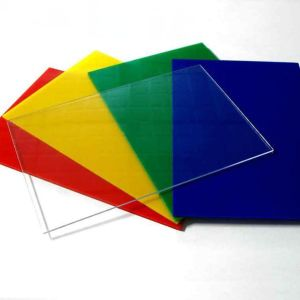 Colored Cast Acrylic Sheet in China pictures & photos