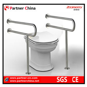 Charming Stainless Steel Toilet Support Handrail