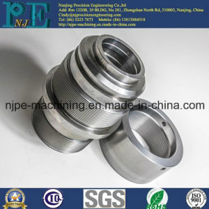 Custom High Precision Machining Stainless Steel Pipe Sleeve pictures & photos