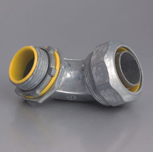 Liquid Tight Connector Angle Zinc Alloy pictures & photos