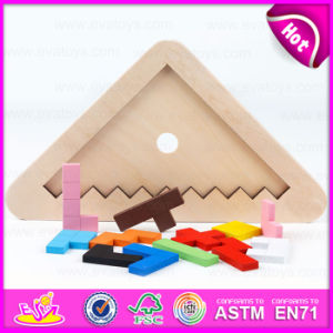 2015 New Wooden Puzzle Toy, Ducational Wooden Puzzle Toy, Wooden Puzzle Toy for Baby W14A149 pictures & photos
