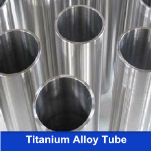 ASTM B335 Gr1, Gr2 Titanium Tube From China Manufacture