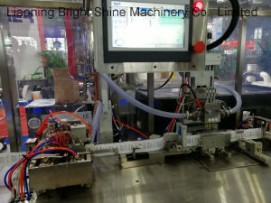 Automatic Pharmaceutical Suppository Liquid Forming Filling Sealing Machine (ZS-3) pictures & photos