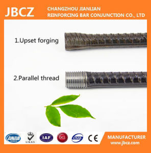 Rebar Construction Machinery Upset Forging Parallel Thread Machine pictures & photos