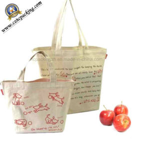 Full Print Raw Canvas Shopping Bag (HC00150724001) pictures & photos