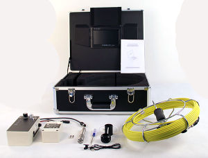 Wopson Factory Supply Pipe Drain Sewer Inspection Camera Wps710 pictures & photos