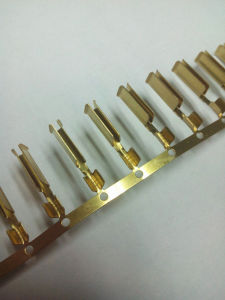Custom Press Electric Wire End Terminal From China (HS-DZ-0050) pictures & photos