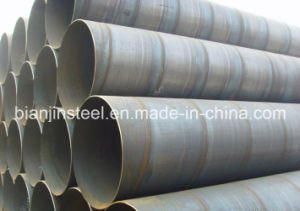 Construction Foundation Usage Spiral Welded Steel Pipe pictures & photos