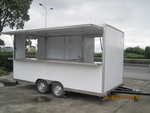 China, Snack. Fast Food, Vending, Truck, Booth, Mobile Foods Trailer, Carts pictures & photos