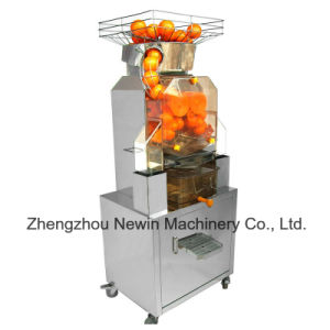 Commercial Automatic Fresh Orange Juicer pictures & photos