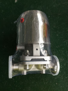 Stainless Steel Sanitary Pneumatic Diaphragm Valve pictures & photos