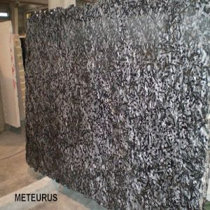Imported/Natural/Black Stone Granite Slab Metallicus for Hotel Luxury Wall Decoration