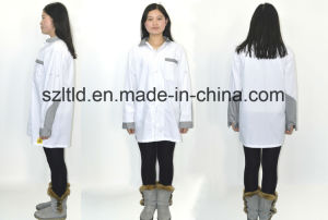 ESD Smock (turndown collar) (LTLD105-5) pictures & photos