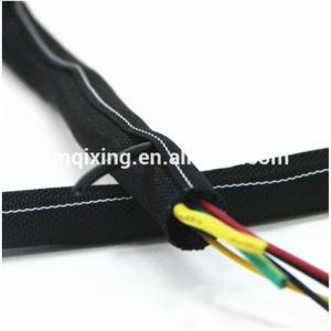 Flexo Cable Jacket Self Wrap Around Sleeving pictures & photos
