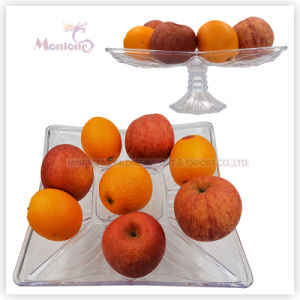 420g Plastic Fruit Plate/Dish, Fruit Serving Tray, Fruit Bowl pictures & photos