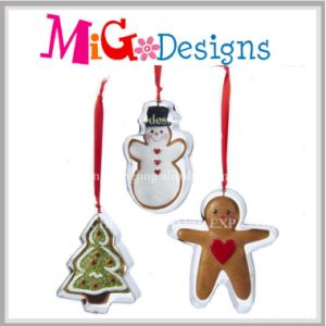 Customized Christmas Gifts Glass Ornament for Christmas Decor pictures & photos