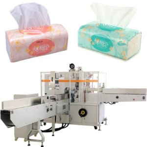 Napkin Automatic Packing Machine Tissue Packaging Machine pictures & photos