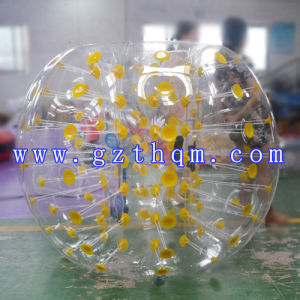 Amusement Park Body Ball Inflatable Bumper Ball/Human Inflatable Bumper Bubble Ball pictures & photos