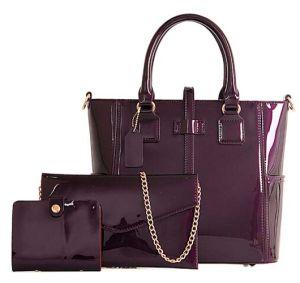 New Leather Bag 3PCS Set Bag Fashion Designer Handbag Wholesale (XM259) pictures & photos