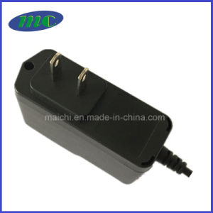 100 to 240VAC Input 9V1a Ce 9W Power Adapter