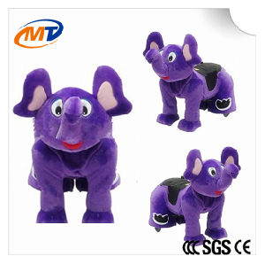 Hot Sale Plush Animal Ride for Kids for Shopping Center pictures & photos