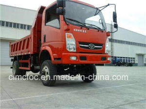 Sinotruk Homan 4X4 All Wheel Drive Dump Truck