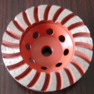 Diamond Turbo Cup Wheel, Grinding Disc pictures & photos