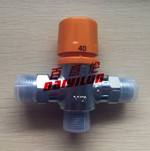 "G1/2"" Solar Water Heater Control Thermostatic Mixing Valve"