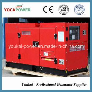 Mtu Engine520kw/650kVA Silent Diesel Generator Set pictures & photos