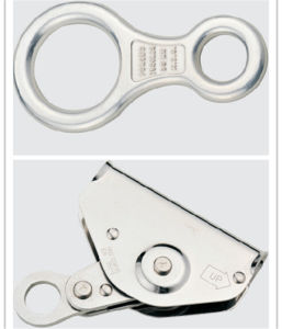 Aluminum Hook 8 Descender for Belaying/Rescue pictures & photos