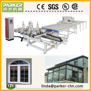 PVC Welding and Corner Cleaning Machine for Windows pictures & photos