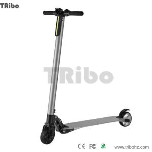 Carbon Fiber Motorized Scooter Electric Scooter Bike